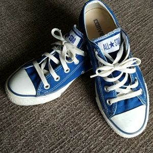 Royal Blue Converse